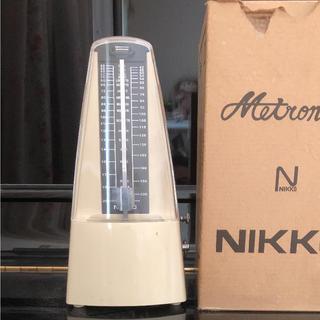 ニッコー(NIKKO)の《メトロノーム》 日工式 メトロノーム(その他)