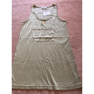 ピンクハウス(PINK HOUSE)の【新品未使用】タグ付き ネイチャートレイル  ジャンパースカート(ワンピース)