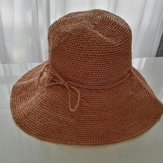 ムジルシリョウヒン(MUJI (無印良品))の無印良品 麦わら帽子 ラフィア(麦わら帽子/ストローハット)