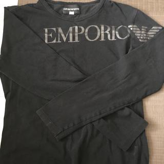エンポリオアルマーニ(Emporio Armani)のEMPORIO ARMANI ロンT (Tシャツ/カットソー(七分/長袖))
