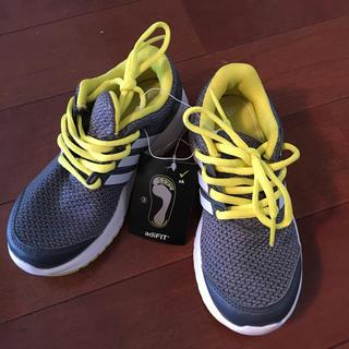 アディダス(adidas)のアディダス キッズ エナジー クラウドK アディフィット19センチ(スニーカー)