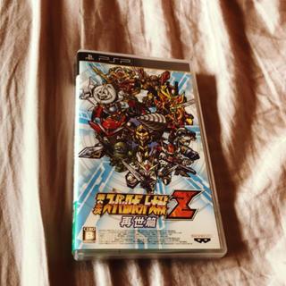 プレイステーションポータブル(PlayStation Portable)の第2次スーパーロボット大戦Z 再世篇(家庭用ゲームソフト)