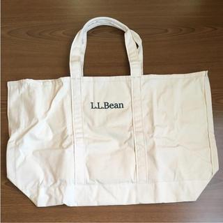 エルエルビーン(L.L.Bean)の新品 未使用 L.L.Bean エルエルビーン グローサリートートバッグ(トートバッグ)