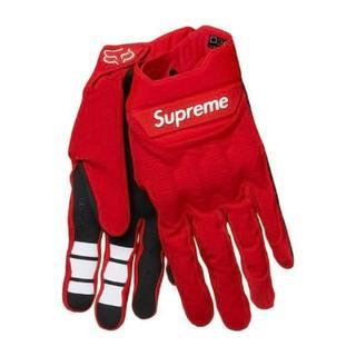 Supreme/Fox Racing Bomber LT Gloves(手袋)