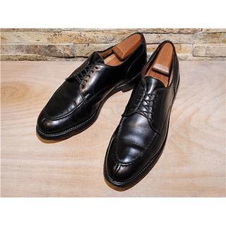 アレンエドモンズ(Allen Edmonds)の高級品 アレンエドモンズ Uチップドレスシューズ 黒 27cm(ドレス/ビジネス)