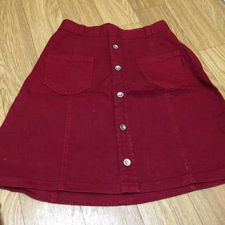 イチナナキュウダブルジー(179/WG)の台形スカート(ひざ丈スカート)