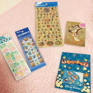 ディズニー(Disney)の定価1000円以上♡新品ディズニーシールセット(シール)