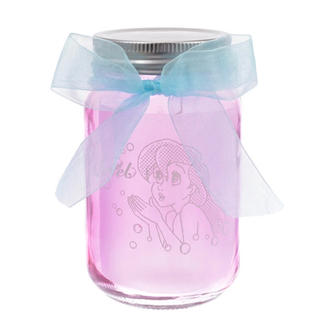 Disney - 新品☆Disney ディズニー LEDライト アリエル ボトル 照明 インテリア