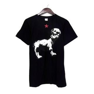 クロムハーツ(Chrome Hearts)のクロムハーツCHROME HEARTS■スターFOTIプリントTシャツ(Tシャツ/カットソー(半袖/袖なし))