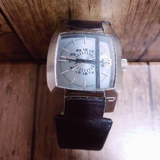 ディーゼル(DIESEL)の腕時計 メンズ ディーゼル クリフハンガー 青(腕時計(アナログ))