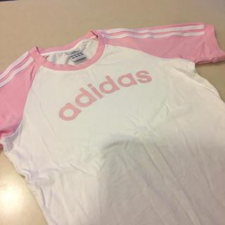 adidas - アディダスTシャツ Lサイズ