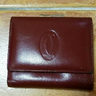 Cartier - カルティエみつおり財布(正規品)