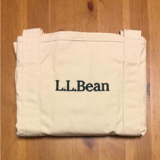 エルエルビーン(L.L.Bean)のエルエルビーン グローサリートート ナチュラル  新品未開封 L L.Bean(トートバッグ)