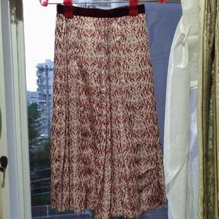 リリーブラウン(Lily Brown)の新品未使用品 リリーブラウン スカート サイズフリー(その他)