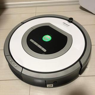アイロボット(iRobot)のiRobot Roomba 自動掃除機 ルンバ 760 フルセット以上(掃除機)