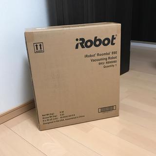 アイロボット(iRobot)の新品未開封 ルンバ 890(掃除機)
