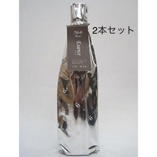 新品・未開封。新政 No.6 R- type 740ml 2本セット。(日本酒)