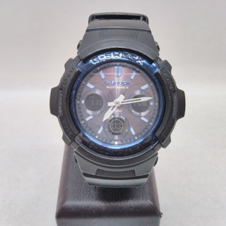 G-SHOCK - CASIO G-SHOCK AWG-M100A ソーラー時計 15623