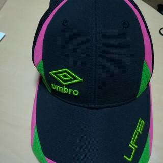 アンブロ(UMBRO)のumbroキャップ帽子(キャップ)