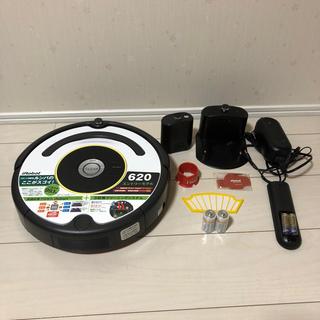 アイロボット(iRobot)のiRobot Roomba 自動掃除機 ルンバ 620 フルセット以上(掃除機)
