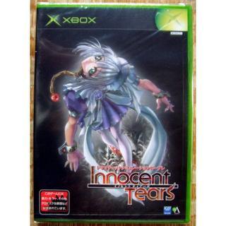 エックスボックス(Xbox)の7/22まで XBOX イノセントティアーズ(新品)(家庭用ゲームソフト)