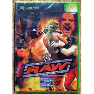 エックスボックス(Xbox)の7/22まで XBOX WWE RAW(新品)(家庭用ゲームソフト)