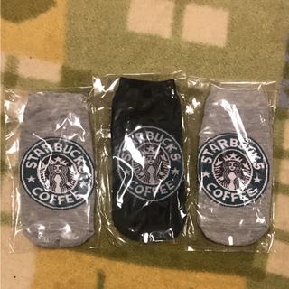 スターバックスコーヒー(Starbucks Coffee)のスターバックス 靴下(ソックス)