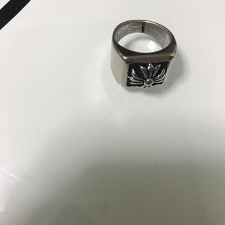 クロムハーツ(Chrome Hearts)の13号 シルバーリング(リング(指輪))