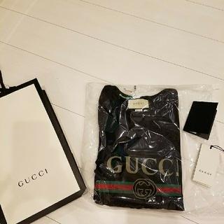 Gucci - GUCCI Tシャツ 黒
