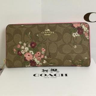 COACH - ☆新品☆正規COACH◆長財布◆【箱付き】送料無料