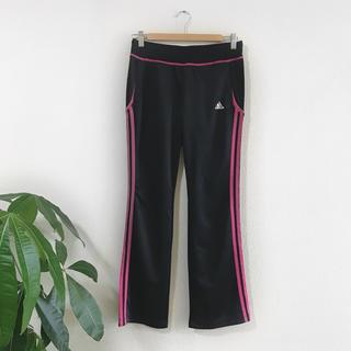 アディダス(adidas)のアディダス パンツ ジャージ ボトム スポーツ エクササイズ トレーニング M(その他)