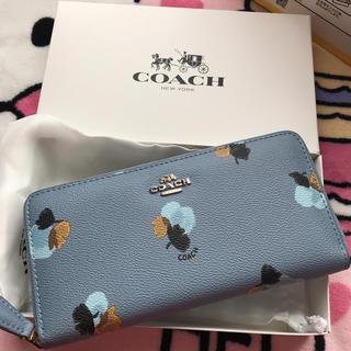 COACH - 在庫セール コーチ 長財布 新品 未使用品