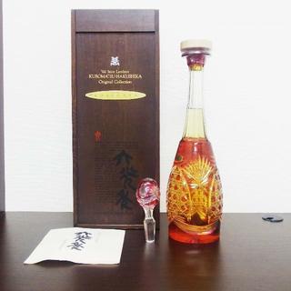 未開栓/古酒 辰馬本家酒造 超特撰 黒松白鹿 六光年 純米大吟醸 特別限定品(日本酒)