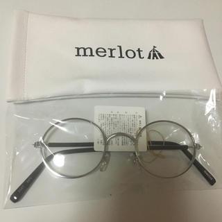 merlot - メルロー 伊達メガネ
