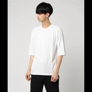エディフィス(EDIFICE)のオーラリー  ハーフスリーブTシャツ AULAREE (Tシャツ/カットソー(半袖/袖なし))