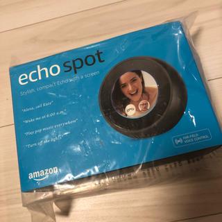 Amazon Echo Spot 海外版 アマゾンエコー(スピーカー)