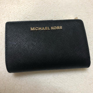 マイケルコース(Michael Kors)のマイケルコース 二つ折り財布(折り財布)
