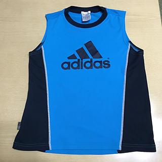 アディダス(adidas)のアディダストレーニングシャツ  140cm(Tシャツ/カットソー)