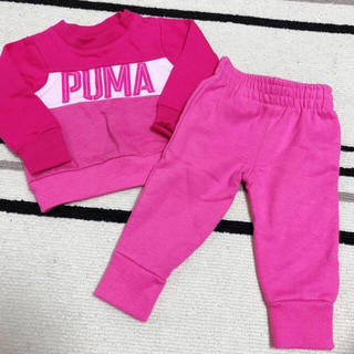 プーマ(PUMA)のプーマ ベビーパジャマ(パジャマ)