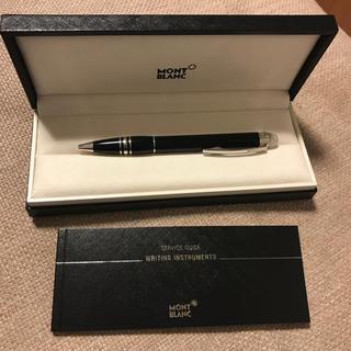 MONTBLANC - 未使用 モンブラン MONT BLANC ボールペン スターウォーカー