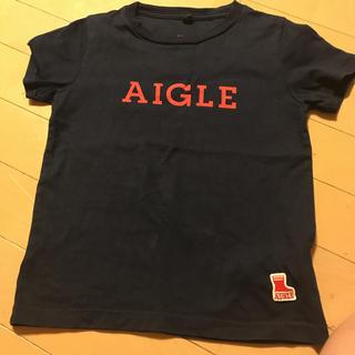 エーグル(AIGLE)のエーグル キッズTシャツ 110(Tシャツ/カットソー)