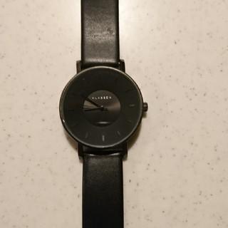 KLASSE14 腕時計 黒 ブラック