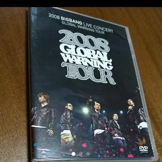 BIGBANG  ビッグバン/2008 ライブ DVD  (ミュージック)
