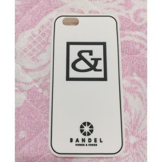 アンドバイピーアンドディー(&byP&D)のBANDEL × &by P&D コラボ iPhone6s スマホケース 未使用(iPhoneケース)
