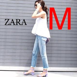 ZARA - 新品♡ZARA フリルトップス