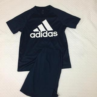 アディダス(adidas)のadidas上下セットアップ(Tシャツ/カットソー(半袖/袖なし))