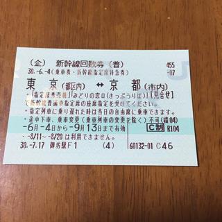 JR - 新幹線 東京 京都