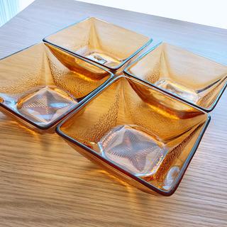 【期間限定出品】ガラス 食器 4点セット