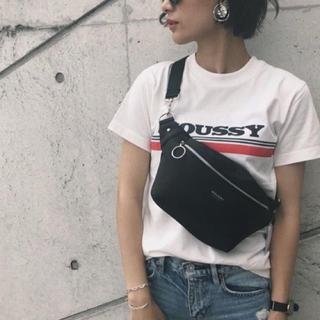 マウジー(moussy)の新作♡MOUSSY WAIST&SHOULDER NYLON バッグ♡新品sly(ボディバッグ/ウエストポーチ)