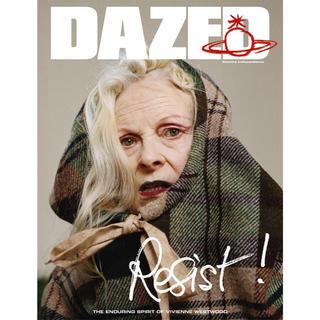 ヴィヴィアンウエストウッド(Vivienne Westwood)のdazed vivienne westwood 海外雑誌(ファッション)